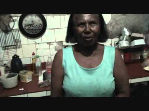 Entrevista com a Mãe do Mestre Besouro também capoerista