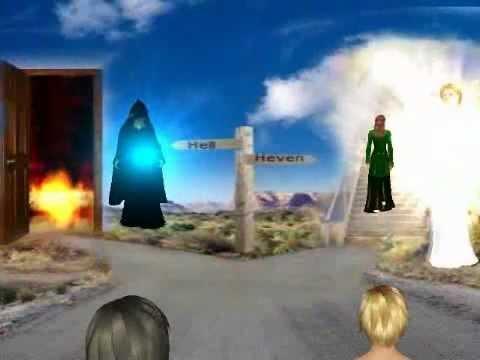 Acasă la  Domnul  şi calea către  cer sau iad  .