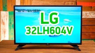 LG 32LH604V - плоскопанельный телевизор со Smart TV - Видео демонстрация