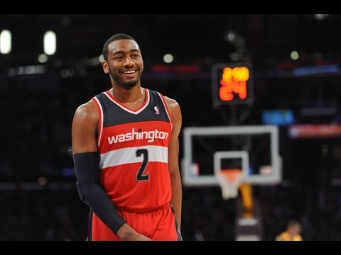 John Wall's Top 10 Plays of 2012-2013