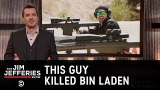 Feeling More American by the Minute - Jim Goes to a Gun Range - The Jim Jefferies Show - COMEDYCENTRAL