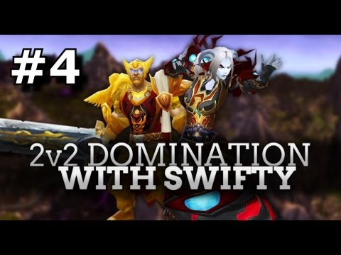 Fun times in 2v2 with Swifty & Hotted #4