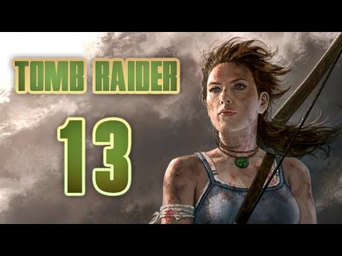 Tomb Raider 2013 - Walkthrough en Español [ Capitulo 13 ]