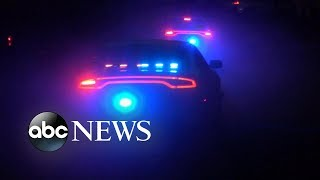 Hot pursuit of a child driving a car erupts with gunfire - ABCNEWS