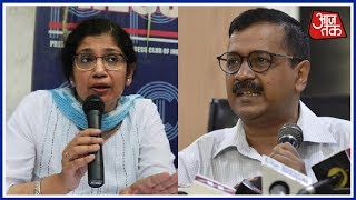 Guarantee IAS Officers Their Safety, Says Arvind Kejriwal In Appeal Posted On Twitter - AAJTAKTV