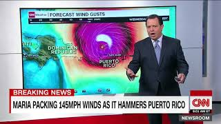 Category 4 Hurricane Maria slams into Puerto Rico - CNN