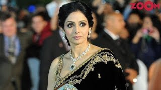 Sridevi Honoured At Cannes Film Festival, Subhash Ghai Receives The Award On Late Actress's Behalf - ZOOMDEKHO
