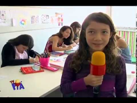 Tv Piá: Curso de Estilistas - RJ