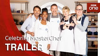 Celebrity MasterChef | Series 12 Trailer - BBC One - BBC