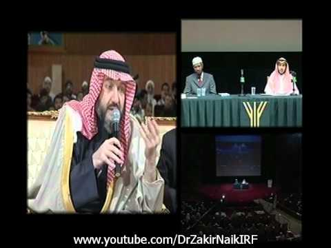 New Dr Zakir Naik Islam The Middle Path Saudi Arabia [3/4]