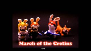 Royalty Free :March of the Cretins