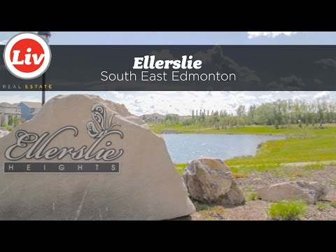 Liv in Ellerslie, Edmonton - a neighbourhood tour