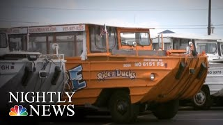 Nine Members Of Same Family Among The Dead After Missouri Duck Boat Capsizes | NBC Nightly News - NBCNEWS