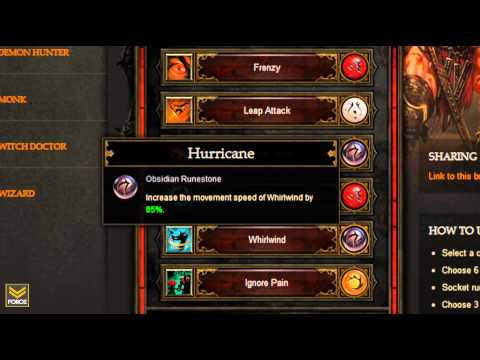 Diablo 3 Beta - Barbarian: Anti-Caster PvP Build - Theorycrafting