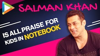 """Salman Khan On Kids: """"They come up with Most Amazing Thoughts, They're so PURE """"