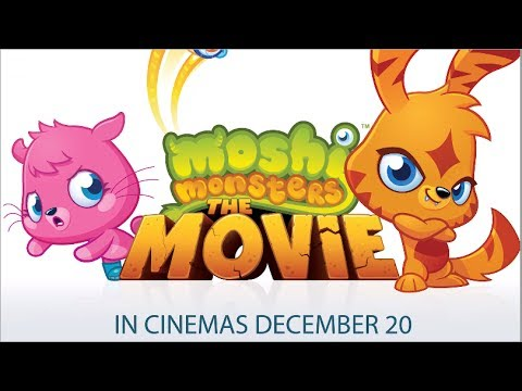 Moshi Monsters The Movie: A Very Special Screening!