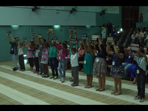 TV Costa Norte - Alunos recebem Premiação do Costa Norte Escola