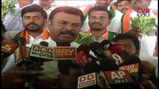 BJP MLC Madhav Sensational Comments on CM Chandrababu Naidu | CVR News - CVRNEWSOFFICIAL
