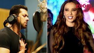 Salman Khan & Iulia Vantur To Be Seen In A Music Video Together? | Bollywood News - ZOOMDEKHO