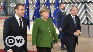 How to plug the funding gap left by Brexit | DW English - DEUTSCHEWELLEENGLISH