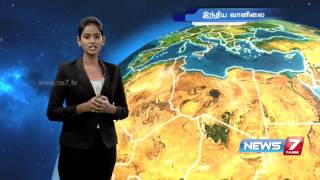 Weather Forecast 12-02-2016 – News7 Tamil Show