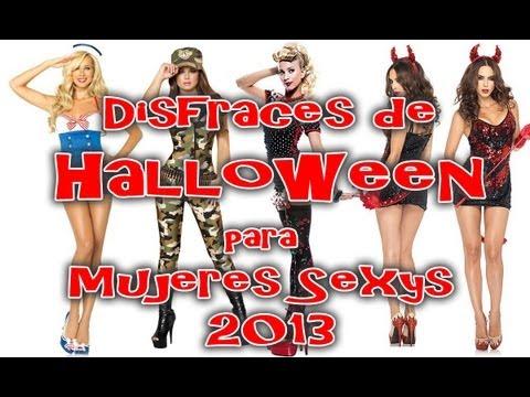 Disfraces de Halloween para Mujeres Sexys - Temporada 2014