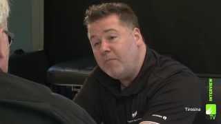Entrevista: Entrenamiento de la hipertrofia 3 - Suplementos pre-entrenamiento