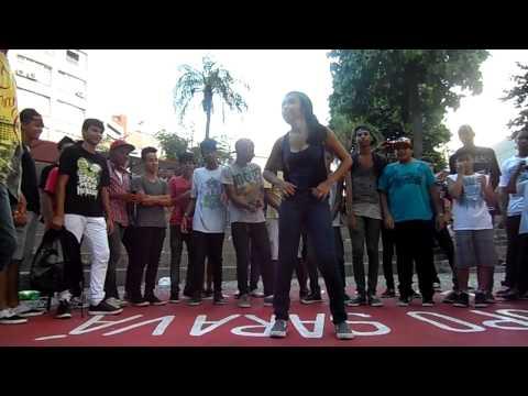 Joy vs Cecilia Marques - ( Racha zoado ) - FREESTEP/RJ