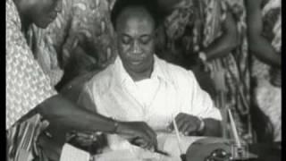 كوامي نكروما.. من تحرير غانا إلى الحزب الواحد