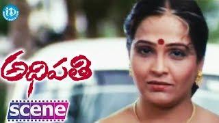 Adhipathi Movie Scenes - Mohan Babu Fights With Policeman    Preeti Jhangiani, Brahmanandam - IDREAMMOVIES
