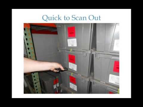 WIMS 4 STEM Mobile Barcode Scanning App Overview