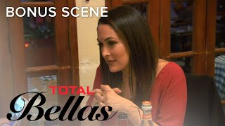 Brie Bella Tells Nikki & Kathy About Goat Yoga Experience | Total Bellas | E! - EENTERTAINMENT