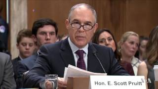 The Clean Air Act Under a Trump Administration - VOAVIDEO
