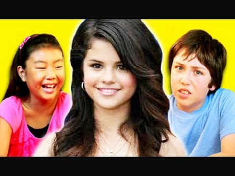 Kids React to Selena Gomez