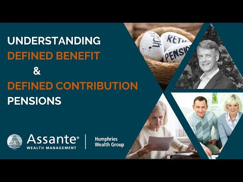 Pension Plans and Understanding Defined Benefit