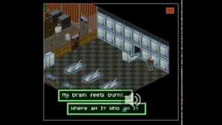 Shadowrun Snes Secret Room Found Game Walkthrough