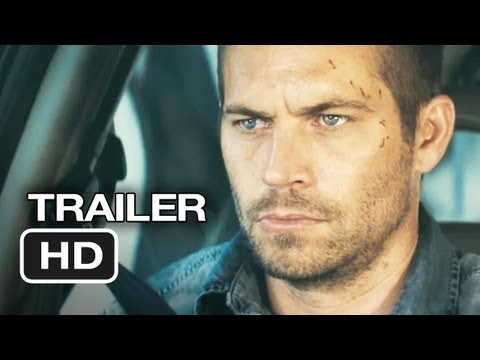 Vehicle 19 Official Trailer #1 - Paul Walker Movie HD
