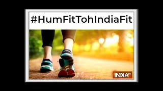 Hum Fit Toh India Fit: Celebs join the fitness challenge - INDIATV