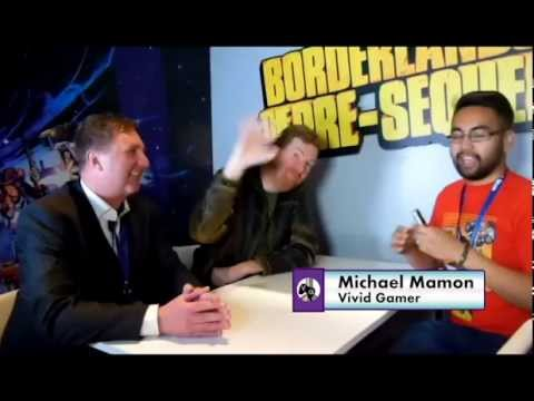 Borderlands The Pre-Sequel Interview - PAX Prime 2014