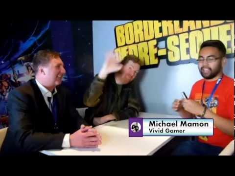 Borderlands The Pre-Sequel Interview - PAX Prime 2014