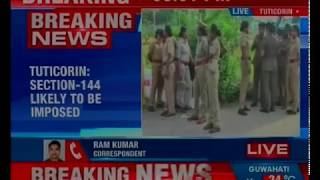 Anti-sterlite protest: Death toll rises to 9 - NEWSXLIVE