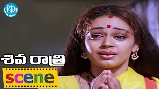 Shivaratri Movie Scenes - Shobana Classical Dance Performance || Sarath Babu || Rama Narayana - IDREAMMOVIES