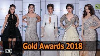 Glamorous Gold Awards 2018 with TV Celebs - IANSLIVE