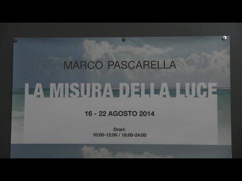 Marco Pascarella. La misura della luce