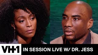 Charlamagne tha God Opens Up About His Father | In Session Live with Dr. Jess - VH1