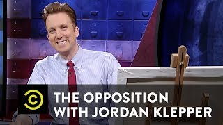 Off The Cuff - What Is This Russia Thing? - The Opposition w/ Jordan Klepper - COMEDYCENTRAL