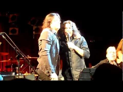 More Than A Feeling - Tony Harnell & Stryper's Michael Sweet - BB Kings Club, NYC 5/24/12