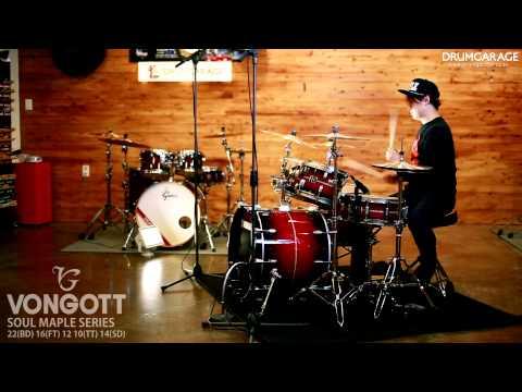 VONGOTT Soul Maple Drum Set