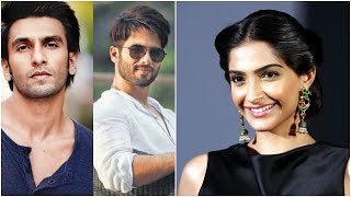 Shahid And Ranveer The Only A listers At Deepika's Premier   Sonam Refuses To Acknowledge Deepika 