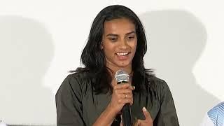 PV Sindhu About Kousalya Krishnamurthy Movie - TFPC